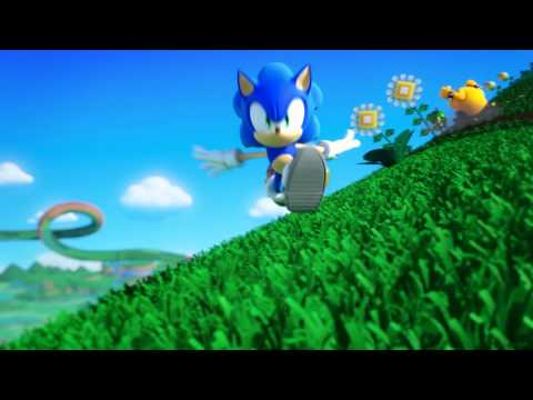 Sonic: Lost World trailer shows Sonic speeding, reveals 2013 release