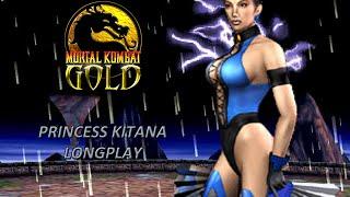 Mortal Kombat Gold [DC] - Arcade Mode - Kitana