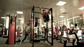 Street Workout Chechen Unus Kuduzov   YouTube Thumbnail