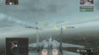 Tom Clancy's H.A.W.X Gameplay (PC)