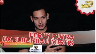 FERLY PUTRA MENEMUKAN PYRAMID KUNO DI INDONESIA
