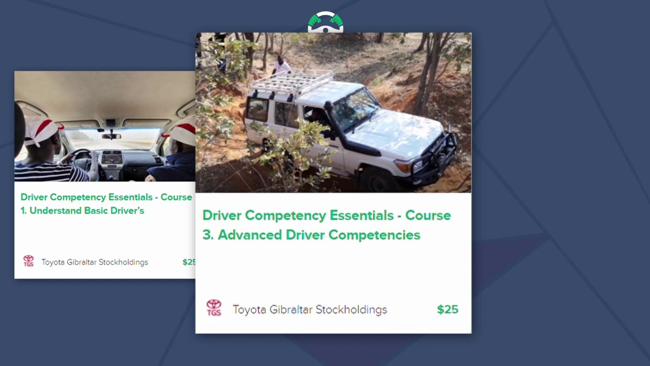 TGS Competency Essentials Course on Fleet Forum's Driver Seat