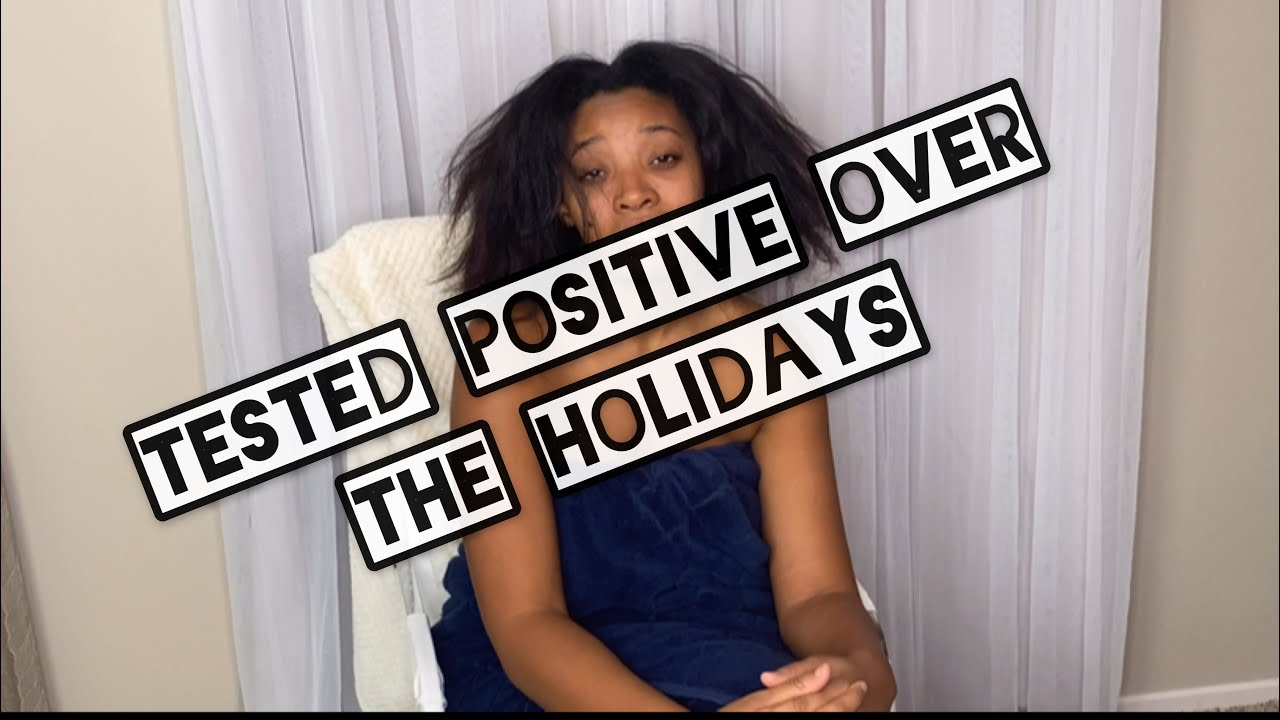 Tested Positive Over The Holidays- Story Time Amazon Nadula Hair