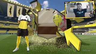 EPIC MOVEMBER CARD IN A FREE PACK! - #FIFA17 Ultimate Team