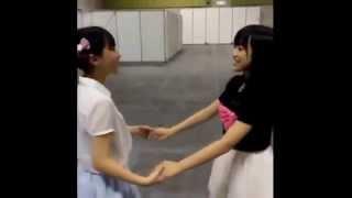 HKT48 矢吹奈子 田中美久 ⑩