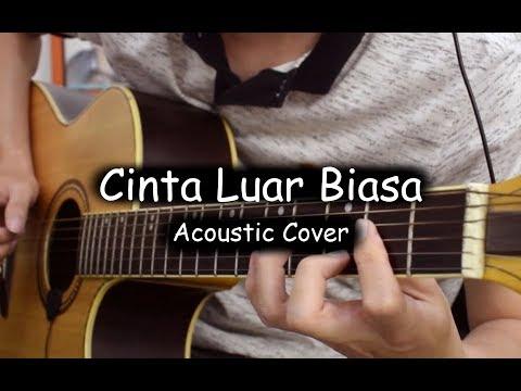 Cinta Luar Biasa - Andmesh Kamaleng (Acoustic Cover)