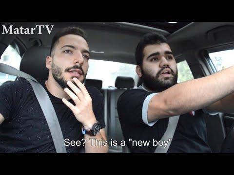 How Lebanese People Name the Cars | كيف اللبناني بسمي السيارات