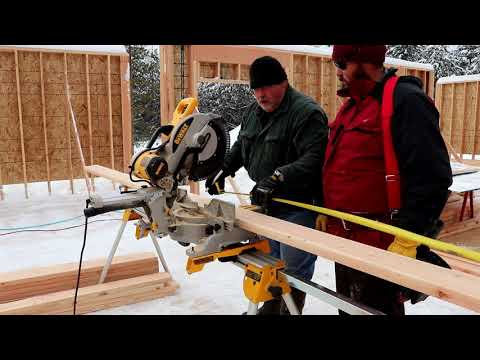 Framing Construction for Building Your Homestead, Independence, and Self Reliance 😎🛠️