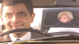 Bean's Baby | Mr. Bean Official