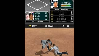 Major League Baseball 2k10 (NINTENDO DS) 7 Innings of Garbage - I Said It