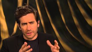 """Southpaw: Jake Gyllenhaal """"billy Hope"""" Behind The Scenes Movie Interview"""