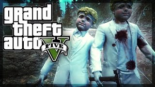 GTA 5 Online - In the Arms of an Angel! (Lost vs Damned)