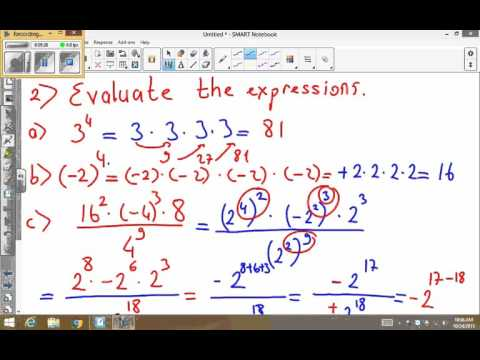 NATURAL NUMBERS, INTEGERS, DIVISIBILITY RULES, RATIONAL NUMBERS, DECIMALS EXERCISES