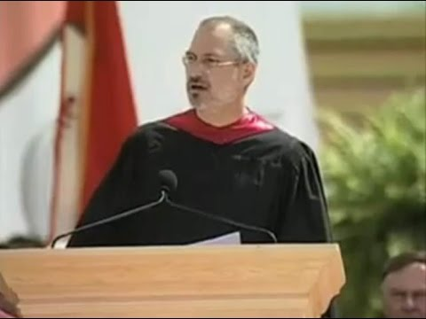 Steve Jobs, Stanford Report, June 14, 2005 (English subtitles)