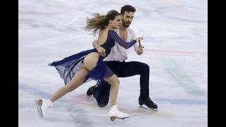 Зимняя олимпиада - 2018 Фигурное катание Спортивные пары конфуз Габриэла Пападакис