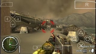Cara Download Game Medal Of Honor Heroes 2 PPSSPP Android