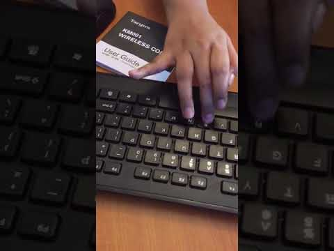 Targus KM001 Wireless Keyboard