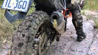 The Drowning - KTM 1190 Adventure R