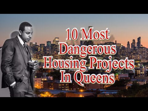10 Most Dangerous Housing Projects In Queens (New York)