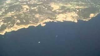 Ryanair Flight Ibiza to Barcelona Thumbnail
