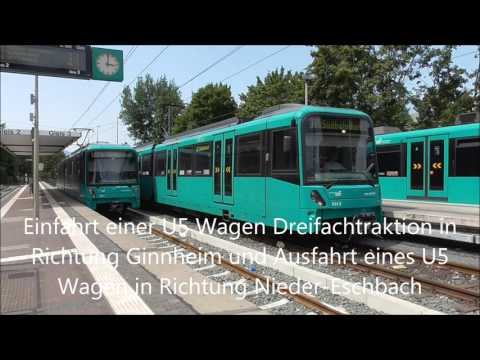 Stadtbahn und Straßenbahn Frankfurt am Main