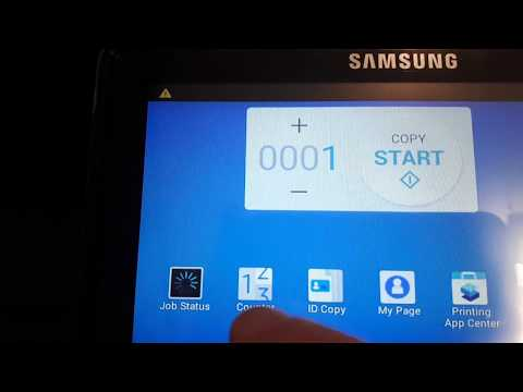 SAMSUNG C4060FX METER READING