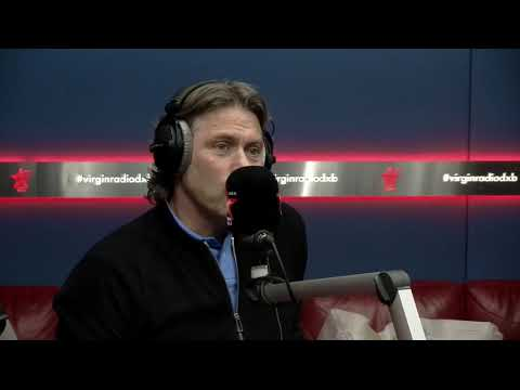 John Bishop talks riding his bike from Australia