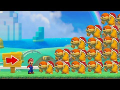 Can Mario Beat