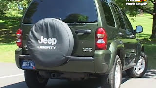 2002 2007 Jeep Liberty Pre Owned Vehicle Review Wheelstv Youtube