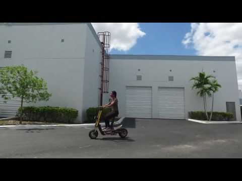 Forca Evoking 2.0 Review Elektro Scooter 1600 Watt Elek... | Doovi