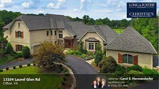 Sale: 6 Beds - 8 Baths - 12785 sq ft - Clifton - VA [$2,100,000] MLS #: FX9891170