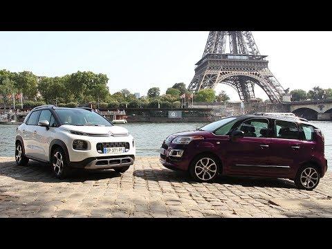 Citroën C3 Aircross vs C3 Picasso : quelles sont les différences ?