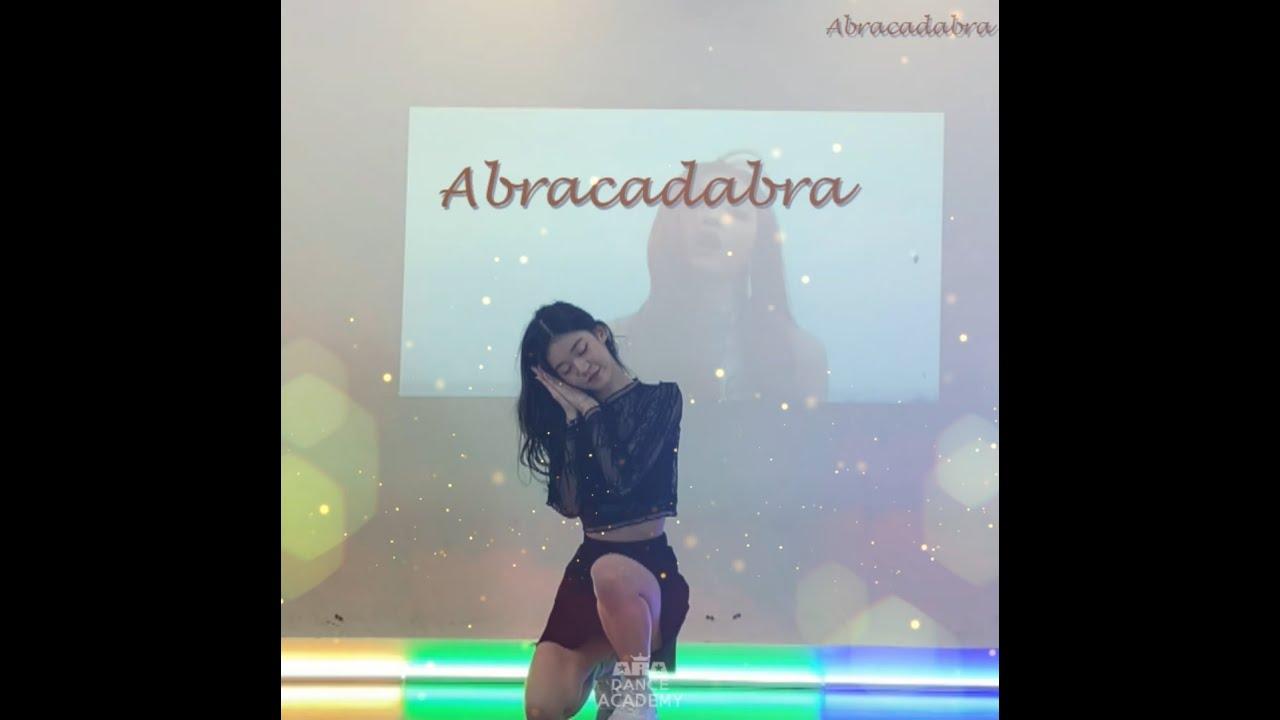 [아라댄스아카데미] 유아 YooA  - 자각몽(Abracadabra) COVER BY.SU MIN(18)