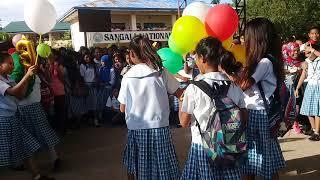 Sangali National High School Couple Anniversary