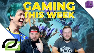 GTW: Ninja gets paid, Optic Gaming Losing & What's with the Helicopter in Fortnite!