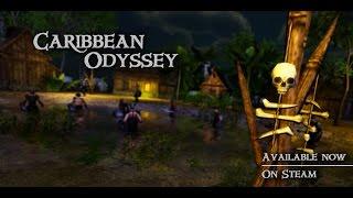 Caribbean Odyssey Launch Trailer