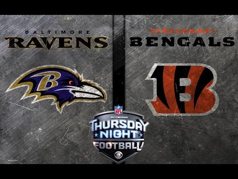 THE EDGE # 28 - Baltimore Ravens @ Cincinnati Bengals | Thursday Night Football | Game Preview
