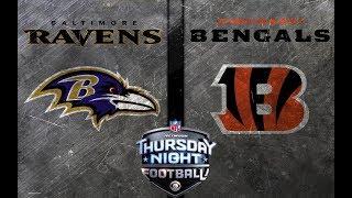 THE EDGE # 28 - Baltimore Ravens @ Cincinnati Bengals | Thursday Night Football | Game Preview