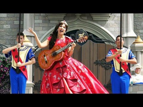 Princess Elena of Avalor - Royal Welcome - Disney Junior - Magic Kingdom Florida - Latina