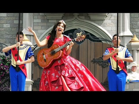 Princess Elena of Avalor - Royal Welcome - Disney Junior - Magic Kingdom Florida - Latina