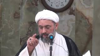 كل ظلم يصدر من الإنسان وهو ظلم لنفسه - الشيخ عبدالله دشتي