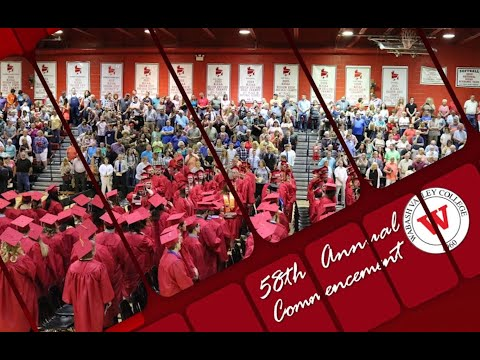 2020 Wabash Valley College Virtual Commencement