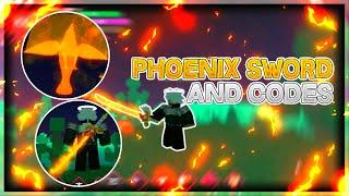 [NEUE CODES] Das Alphaschwert, Schwert DES PHOENIX! | Helden Online | Roblox | xRegisAce
