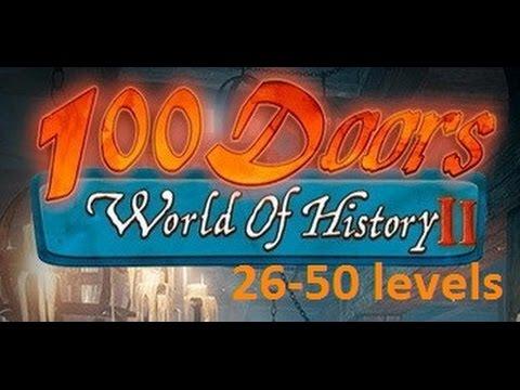 100 Dverej Mir Istorii 2 100 Doors World Of History 2 Prohozhdenie 26 50 Uroven Level 26 50 Youtube