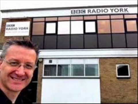 Graham Mack: BBC Radio York 2013