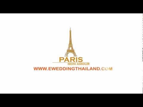 ชุดไทยแต่งงานสวย ๆ PARIS KHONKAEN
