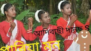 Pahariya mon . assam.baganiya song.cover vidéo