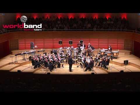 Black Dyke Band - Brass-Gala 2018 (Full Concert)