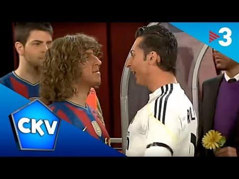 A la banqueta del Madrid vs. FC Barcelona | Crackòvia - TV3