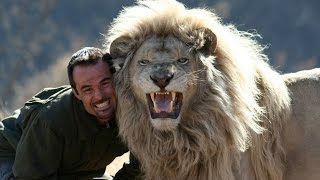 Download Lion Man: Kevin Richardson | South Africa Mp3 and Videos